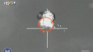 RTL Nieuws Israël schiet mysterieuze drone uit de lucht
