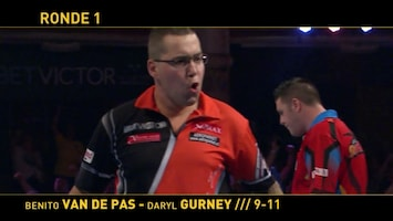 World Matchplay 2017 - Dag 2 middag