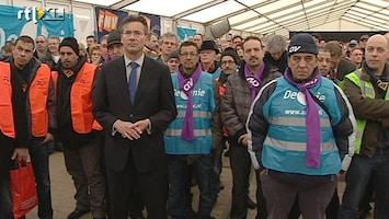RTL Nieuws Minister Verhagen zet zich in voor NedCar