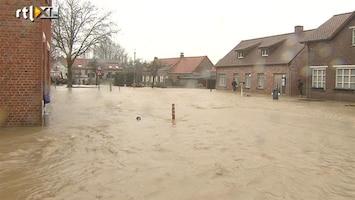 RTL Nieuws Wateroverlast in België