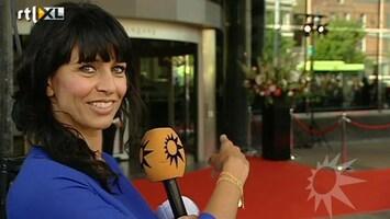 RTL Boulevard Live bij concert Maxima