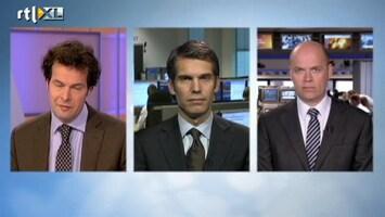 RTL Nieuws '5 voor 12 voor Nederlandse economie'