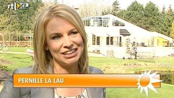 RTL Boulevard Huis Pernille La Lau in TV Makelaar