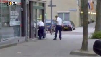 RTL Nieuws Schoppende agente handelde correct