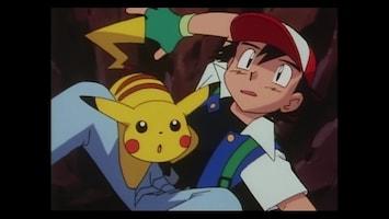 Pokémon Pikachu in moeilijkheden