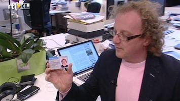 RTL Nieuws Journalist komt met neppe ID-kaart overal binnen