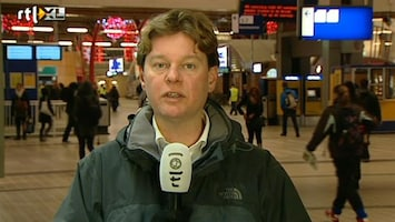 RTL Nieuws Sneeuw trekt over het land, nog geen grote problemen
