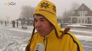 RTL Nieuws Overijssel beleeft mooie schaatsdag