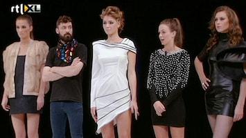Project Catwalk (nl) Jury over de ontwerpen