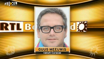 RTL Boulevard Guus Meeuwis over concert op Curaçao