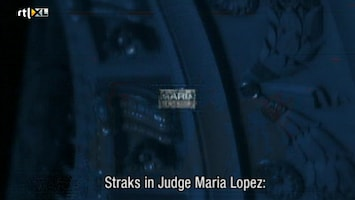 Judge Maria Lopez - Afl. 53