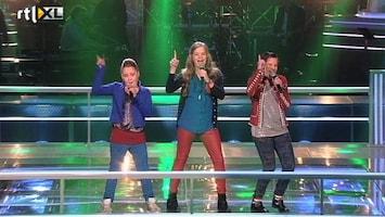 The Voice Kids - Hannah Vs Jasmijn Vs Emma - Euphoria