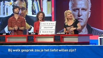 Wat Vindt Nederland? - De Vries, Cruijff Of Stapel?
