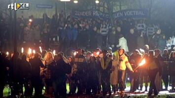 Editie NL 12.000 mensen bij stille tocht