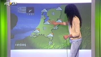 RTL Weer Buienradar Update 1 juli 2013 10:00 uur