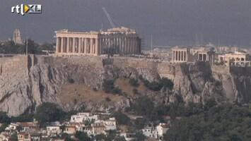 RTL Nieuws Trojka houdt Griekenland tegen het licht