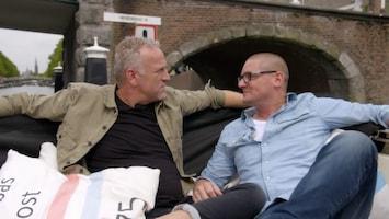Gordon Gaat Trouwen... Maar Met Wie?: Gordon klikt goed met date Rogier! (fragment)
