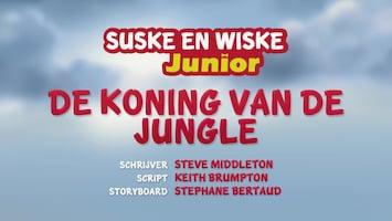Suske En Wiske Junior - De Koning Van De Jungle