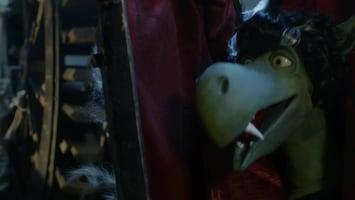 Flin & Flo Fantoom, de Spookdraak