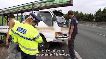 Stop! Politie Nieuw-zeeland - Afl. 19