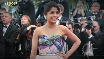 RTL Boulevard De jurken van filmfestival Cannes