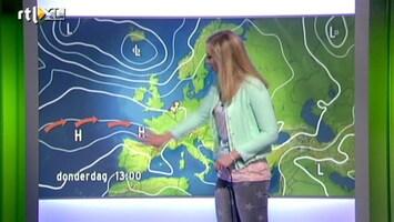 RTL Weer Buienradar Update 04 juli 2013 16:00 uur