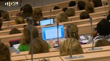 RTL Nieuws Duizenden studenten frauderen met beurs
