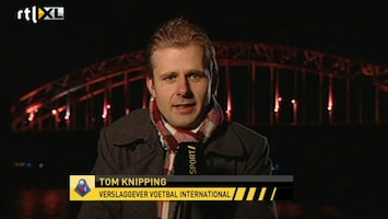 RTL Sport Inside Tom Knipping in Nijmegen