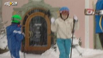 RTL Nieuws Koninklijke familie gaat skiën in Lech