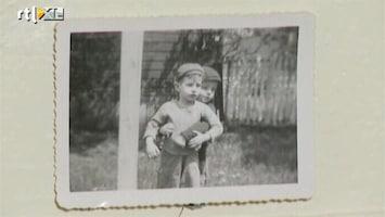 RTL Nieuws Facebook herenigt broer en zus na 60 jaar