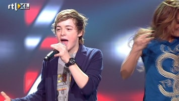The Voice Kids Jurre - Misery