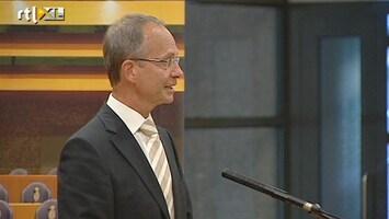 RTL Nieuws Henk Kamp aan de slag