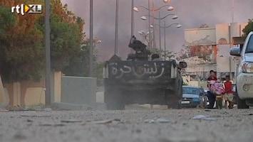 RTL Nieuws NAVO helpt Libische rebellen
