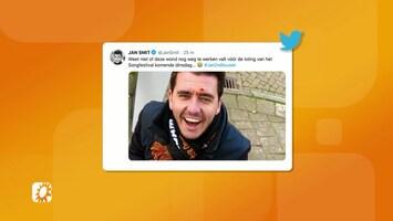 Oei! Jan Smit brengt loting songfestival in gevaar