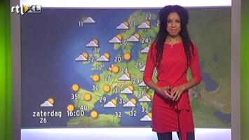RTL Weer Vakantie Update 05 juli 2013 12:00 uur