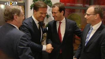 RTL Nieuws Bezuinigingen van tafel, maar niet verdwenen