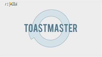 Minute To Win It - Toastmaster