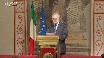 RTL Nieuws Spannende dag voor Italiaanse economie