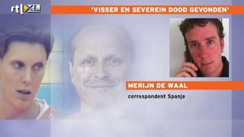 RTL Nieuws Correspondent: Sporen van geweld aangetroffen bij verdachte