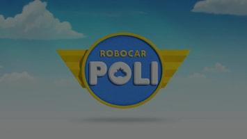 Robocar Poli Extra werk voor Poetsie