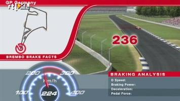 Rtl Gp: Formule 1 - Brakefacts Duitsland
