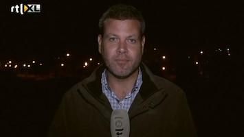 RTL Nieuws Nog geen bestand in Gaza