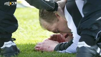 RTL Nieuws KNVB onderzoekt matpartij amateurs