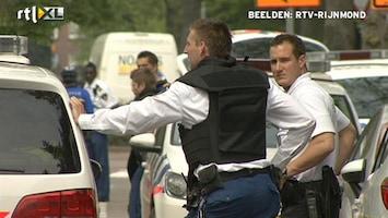 RTL Nieuws Schietpartij met politie in Dordrecht