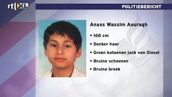 RTL Nieuws Amber alert voor 13-jarige jongen uit Wassenaar