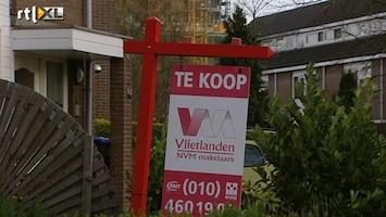 RTL Nieuws Tijdelijke opleving woningmarkt lijkt voorbij