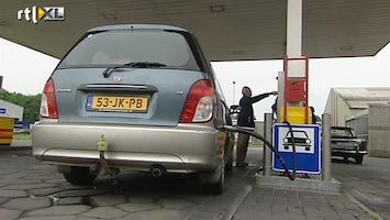 RTL Nieuws Prinsjesdagstukken: Flink meer betalen aan de pomp