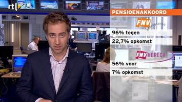 RTL Nieuws 'FNV is zeer verdeeld'