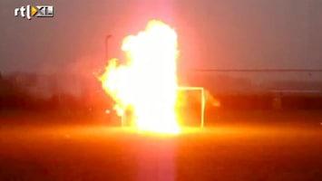 RTL Nieuws Site vuurwerkoverlast overbelast