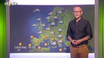 RTL Weer Vakantie Update 9 augustus 2013 12:00 uur
